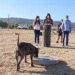 El Ayuntamiento de Argamasilla de Calatrava pone en marcha un parque de esparcimiento canino