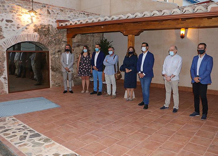Argamasilla de Calatrava dicta 'auto de fe sociocultural' para la remozada Casa de la Inquisición