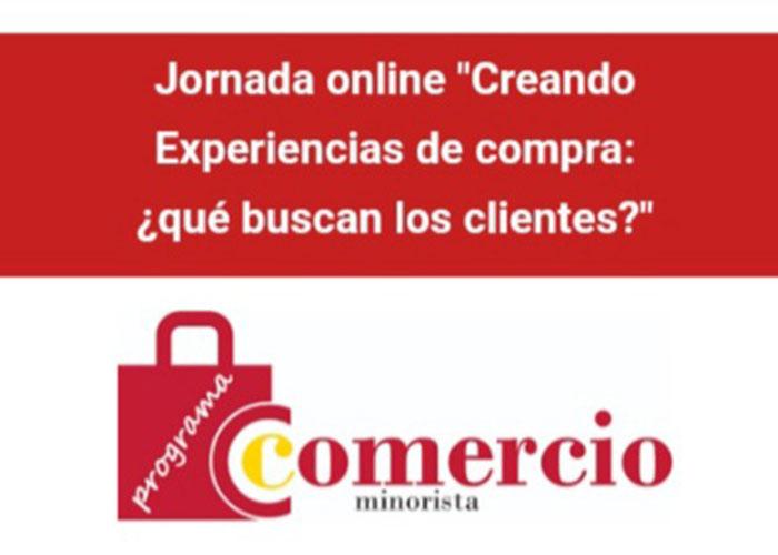 Taller online gratuito para el pequeño comercio sobre experiencias de compra