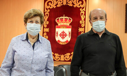 Fredesvinda Trapero Maestre, primera mujer que accede al cargo de jueza de paz, en condición de sustituta aún, en Argamasilla de Calatrava