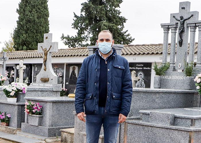 El Cementerio de Argamasilla de Calatrava ya está listo para recibir visitas