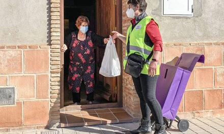 El Ayuntamiento de Argamasilla de Calatrava brinda de nuevo el servicio de apoyo en compras y gestiones a personas vulnerables