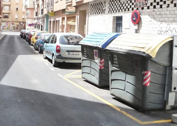 Esta noche no habrá servicio de recogida de basura en Puertollano por descanso del personal