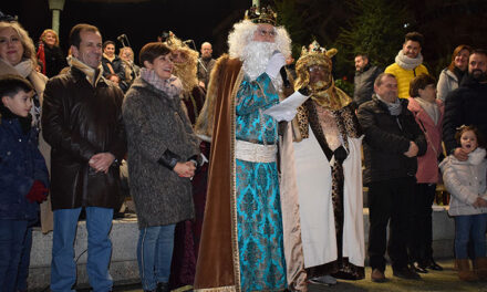 Los Reyes Magos recibirán a los niños de Puertollano en el estadio Sánchez Menor