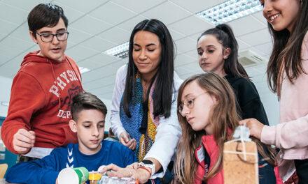 Más de 1.300 alumnos participan online en la VI edición de la Semana de la Ciencia y la Energía de Repsol y su Fundación
