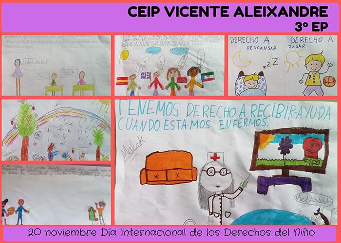 Centros educativos de Puertollano elaboran contenidos digitales para celebrar el Día Universal del Niño