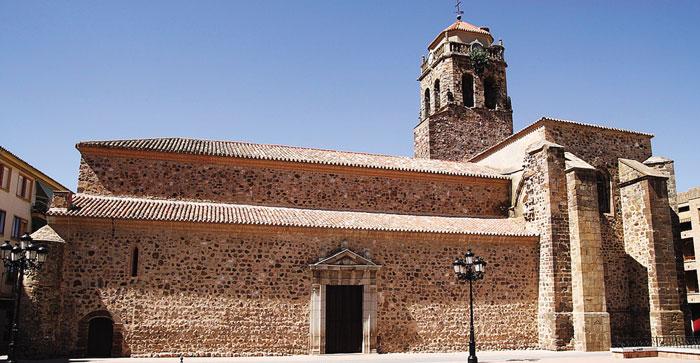 Iglesia de Nuestra Señora de la Asunción, Almodóvar del Campo