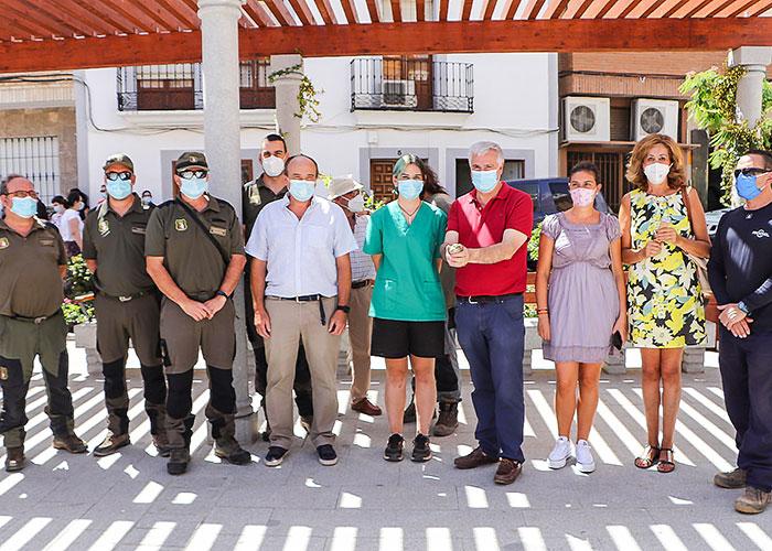 El Ayuntamiento de Almodóvar del Campo agradece tanto apoyo social como ha contribuido a la ZEPA urbana de cernícalos primilla