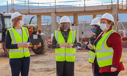 """La alcaldesa agradece al Gobierno regional que """"en Argamasilla de Calatrava podamos vivir mejor"""""""