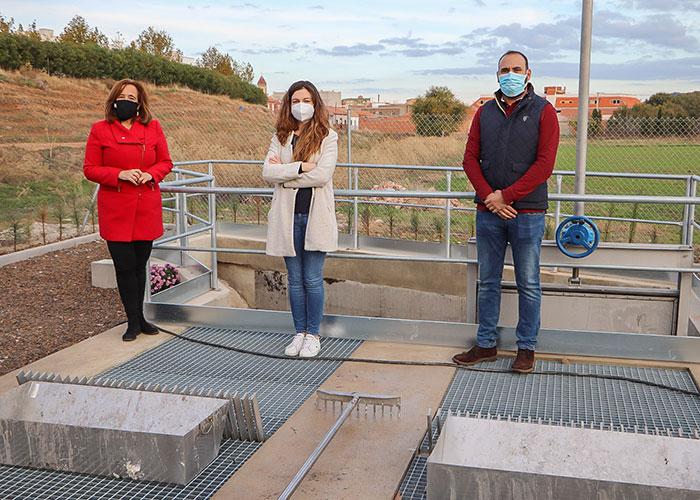 El Ayuntamiento de Argamasilla de Calatrava optimiza la planta EBAR de pretratamiento de las aguas residuales en la zona sur