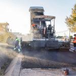 El Ayuntamiento de Almodóvar del Campo invierte 68.000 euros al arreglo del tramo municipal de la carretera de Puertollano
