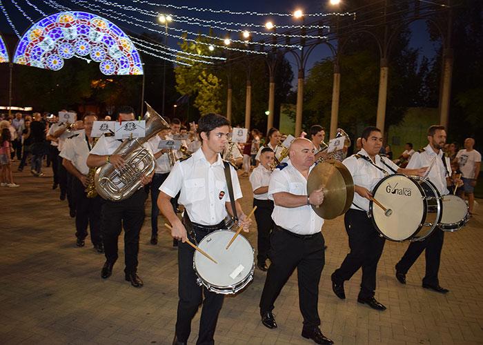 La Banda Sinfónica celebrará Santa Cecilia con un pasacalles musical