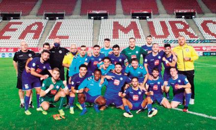 Sin debut en tres semanas de liga pero campeón de la Copa JCCM