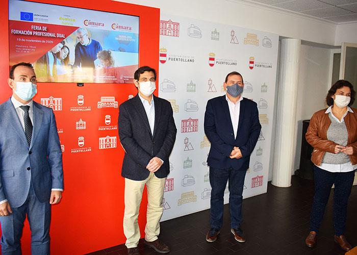 Empresas, centros y alumnos entrarán en contacto laboral en la I Feria virtual de Formación Profesional Dual