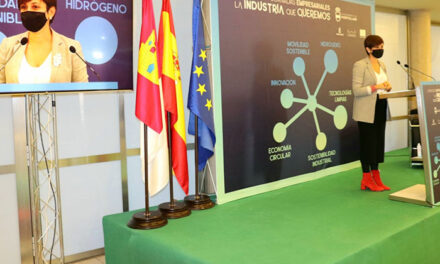 Isabel Rodríguez reivindica el concepto de soberanía industrial en la atracción de proyectos inversores