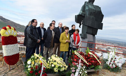 Los 40 años del Monumento al Minero serán conmemorados en el 2023