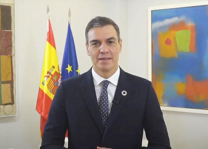 Pedro Sánchez pone como referencia a Puertollano en el marco del hidrógeno verde