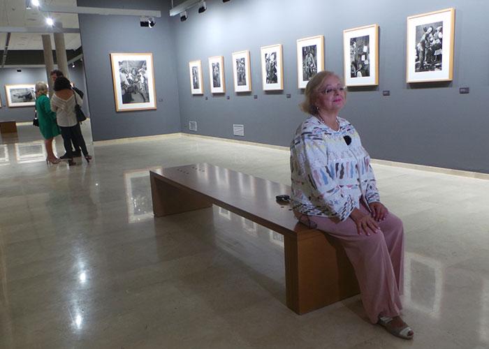 La fotógrafa puertollanense Cristina García Rodero, Premio El Ojo Crítico Especial 2020 de RNE