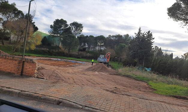Almadén dispondrá de un nuevo área de autocaravanas