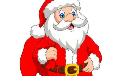 Papá Noel llegará a Almadén el día 25 de Diciembre