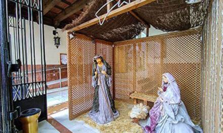 Los Reyes Magos trasladan al Ayuntamiento el protocolo para que la infancia de Almodóvar y pedanías siga su visita en directo por Facebook