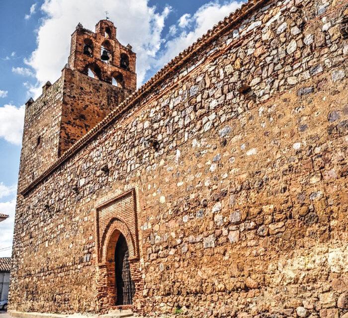 Iglesia de San Juan Bautista y Santo Domingo de Silos (Chillón)