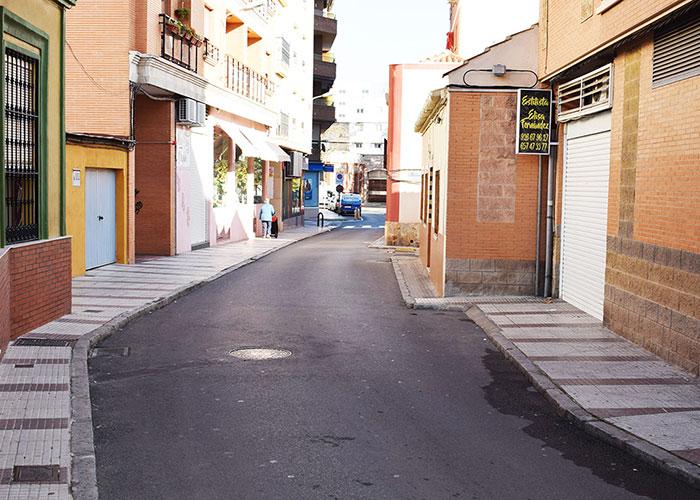 La renovación de calle Cañerías y plaza de Almagro entre las inversiones del 2021 con los planes de la Diputación