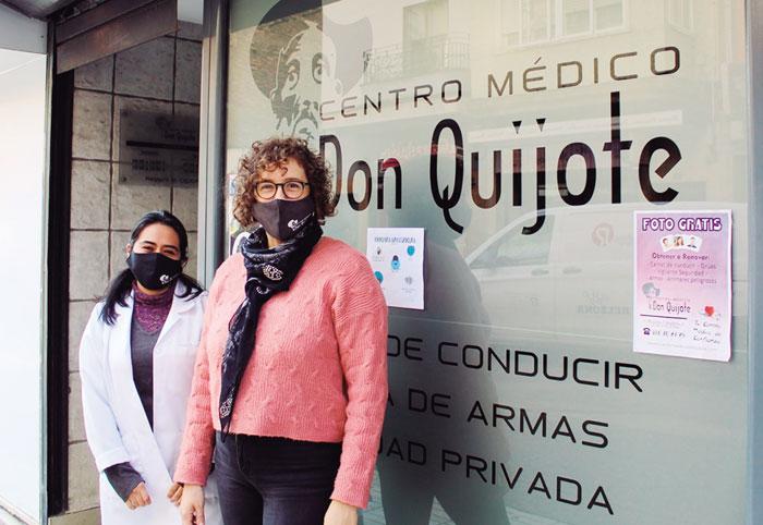 Centro Médico Don Quijote: Atención y trato personalizado a cada uno de sus usuarios