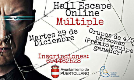 Último día para inscribirse al Hall Escape Online Múltiple de la Concejalía de Juventud