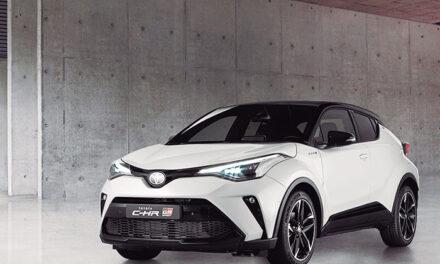 El nuevo Toyota C-HR GR Sport, ya en España