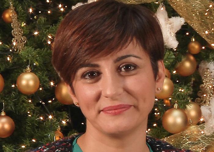 La alcaldesa de Puertollano felicita las fiestas navideñas haciendo un llamamiento a celebrarlas con responsabilidad