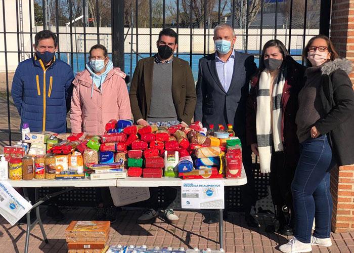 Cáritas Parroquial de Almodóvar del Campo agradece la gran muestra de solidaridad en la donación de alimentos