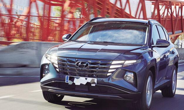 Nuevo Hyundai Tucson, el héroe tecnológico
