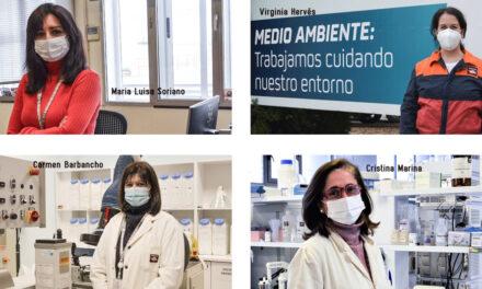 Mujeres STEM en el Complejo Industrial de Repsol en Puertollano