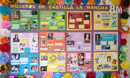 Repsol colabora con varias entidades de  Puertollano en el Día Internacional de la Mujer