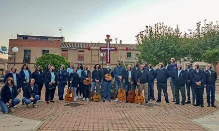 La Cruz de Mayo rebrota en la Glorieta Navarra de Argamasilla de Calatrava