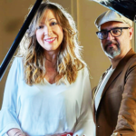 """Concierto """"Trovadoras del amor"""" de AuraMúsica el día de fiesta local en plaza de la Asunción"""