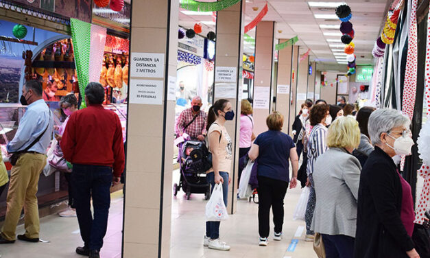 El Mercado celebrará la fiesta de Castilla-La Mancha con actuación de charanga y bingo