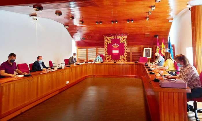 Una nueva ordenanza reguladora de autocaravanas y la cesión del Conservatorio de Música en el Pleno de mayo