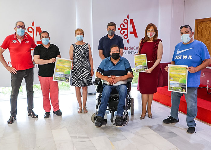Argamasilla de Calatrava vuelve a ponerse al servicio de la sensibilización hacia personas con otras capacidades