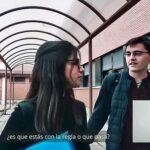 Lección audiovisual contra el machismo temprano por jóvenes intérpretes rabaneros de 4º de la ESO