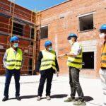 Geriátricos Calatrava creará una treintena de empleos en la nueva residencia que abrirá a finales de año
