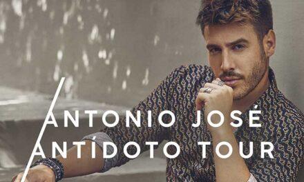 El Ayuntamiento de Almodóvar del Campo trae a Antonio José en concierto el 10 de septiembre