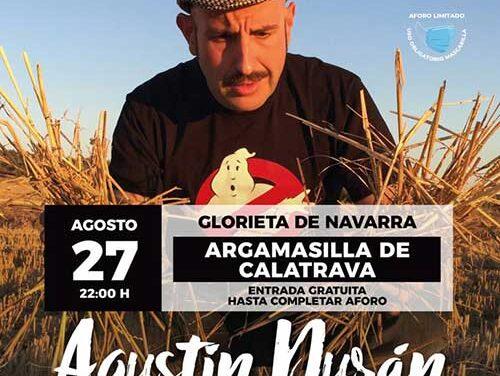 Agustín Durán llega este viernes 'Del campo a la ciudad' hasta la Glorieta Navarra