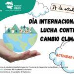 Dinámicas lúdicas y didácticas para familias rabaneras en torno al problema del cambio climático