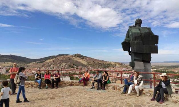 Geoparque Volcanes de Calatrava inicia sus visitas de otoño con una georuta por Puertollano