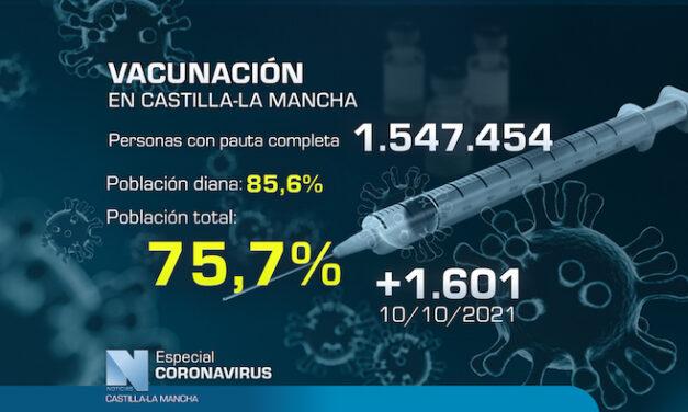 La unidad móvil de vacunación estará este fin de semana en el Centro Comercial Carrefour de Puertollano